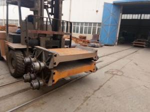 铁合金专用铸铁机